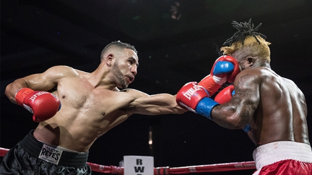 Local Boxing Stars To Shine In 'New England Explosion'; NESN To Air Friday's Bouts Live