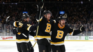 Bruins Focus: Capitals, Lightning Up Next In Heavy Work Week For Boston