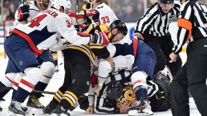 Did Capitals Expose Bruins' Potential Vulnerability Despite B's Blowout Win?