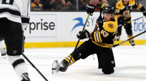 Bruce Cassidy 'Not Very Happy' With Bruins Getting One Point Vs. Kings