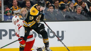Bruins Wrap: Boston Wins Eighth Straight With 2-0 Victory Vs. Hurricanes