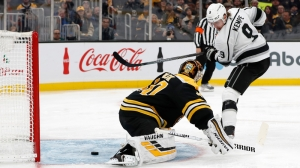 Bruins Wrap: Boston Drops First Game Of Homestand In 4-3 OT Loss Vs. Kings