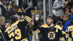 Athletic Poll Of Execs Rank Bruins 'Microcore Players' Tied For Highest Among Teams