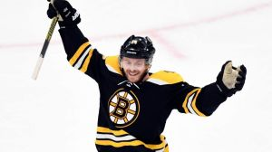 Chris Wagner Pots Third Of Season To Put Bruins On Top Over Avalanche