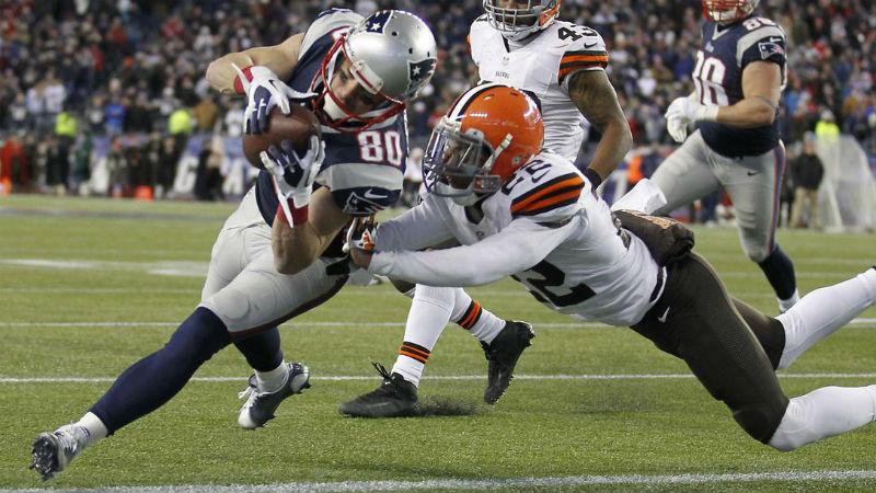 Patriots Games Of The Decade, No. 12: That Crazy Cleveland Comeback
