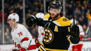Bruins' David Krejci Unfazed By 200th Career Goal: 'It's Just A Number'