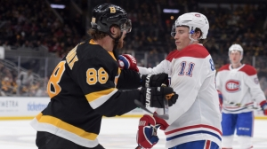 Bruins Wrap: Three-Goal Third Gives Boston Comeback Win Vs. Canadiens