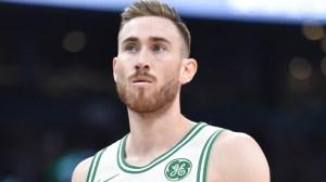 Celtics' Gordon Hayward Admits Continued Foot Soreness Despite Layoff