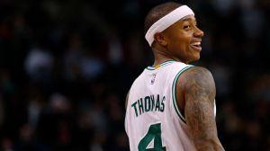 Isaiah Thomas Reflects On Celtics Snapping Warriors' 54-Game Win Streak