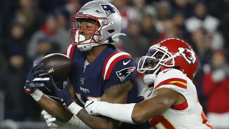 Patriots Veterans Share Advice For Rookies Jakobi Meyers, N'Keal Harry