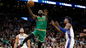 Celtics Wrap: Joel Embiid Leads 76ers Over Boston 115-109 At TD Garden