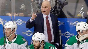 Dallas Stars Fire Head Coach Jim Montgomery, Citing 'Unprofessional Conduct'
