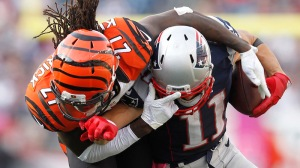Bengals 'On To Cincinnati'd' Themselves Prior To Matchup With Patriots