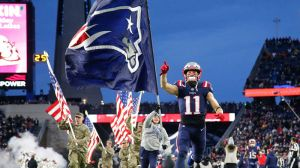 Check Out Patriots Players Unveiling New Uniforms Ahead Of 2020 Season