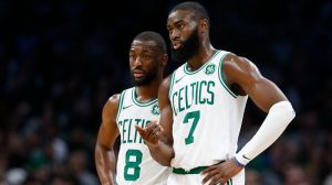Here's Who Is In, Out For Monday's Celtics-Lakers Matchup At TD Garden