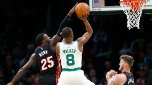Celtics Wrap: Jaylen Brown's 31 Points Lead Boston Over Heat 112-93