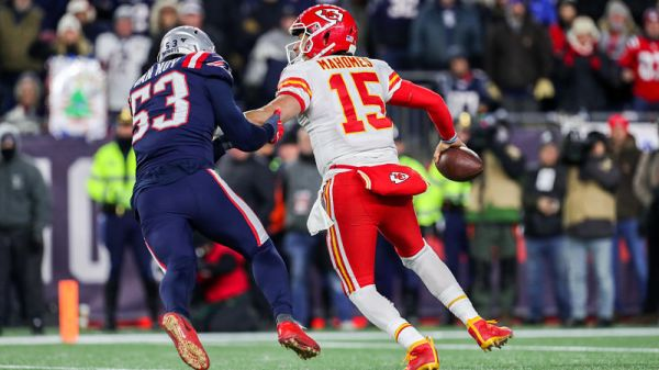 NFL Writer Suggests Silver Lining For Patriots After Tough Loss To Chiefs