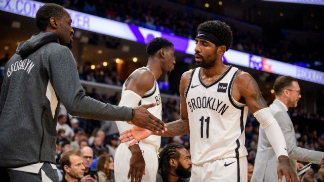 Kyrie Irving's Nets Teammate Addresses Reported Friction In Brooklyn