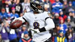 Ravens' Quarterback Lamar Jackson Gave President Trump New Nickname