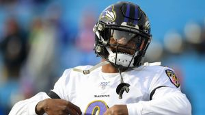 Lamar Jackson Has Awesome Reaction To Tom Brady Challenging Him To Race