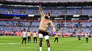 Pro Bowl WR Recruits Odell Beckham Jr. With Browns Star's Future Uncertain