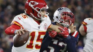 NFL Playoff Picture: Patriots In Precarious Position After Loss To Chiefs