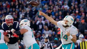 Why Ryan Fitzpatrick Felt Comfortable Attacking Stephon Gilmore In Dolphins-Patriots