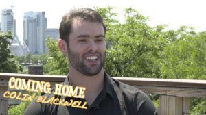 Coming Home: Colin Blackwell, North Andover To The Nashville Predators