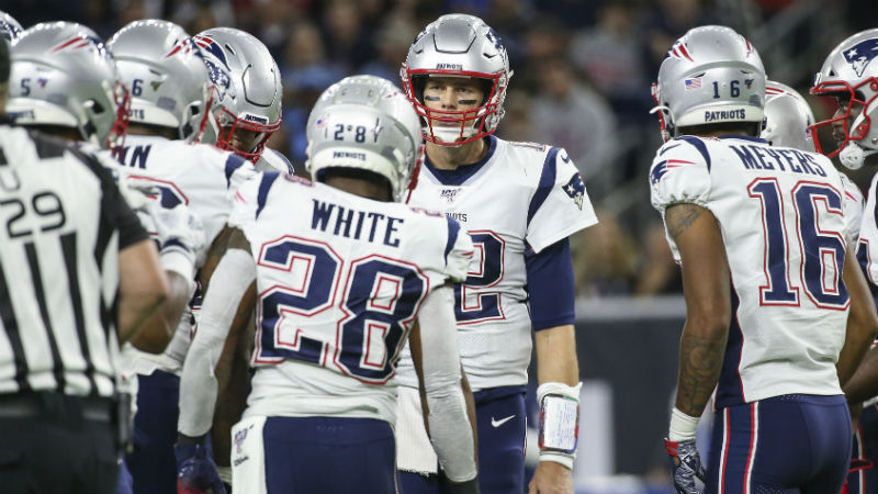 Patriots' Struggling Offense Is Past Time For Excuses, Tom Brady Says
