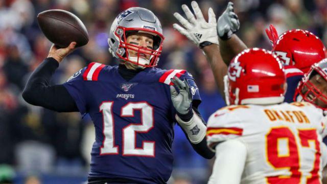Patriots Vs. Chiefs Live: New England Falls 23-16 In Controversial Fashion