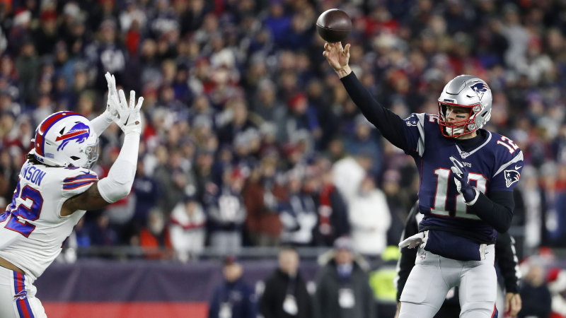 Why Stephen A. Smith Thinks AFC Should Be 'Worried' After Patriots' Win Over Bills