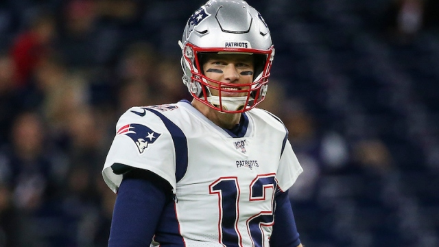 Tom Brady Literally Laughs Off Injuries Listed On Patriots Practice Report