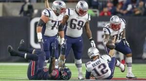 NFL Odds: Patriots No Longer Super Bowl Favorites After Loss To Texans