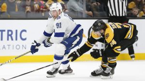 PolarFleece Bruins Morning Skate: B's Look To Snap Skid Vs. Lightning