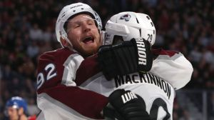 Avalanche Back On Track As Showdown With Bruins In Boston Looms