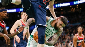 Celtics Assign Vincent Poirier To Red Claws; Reporters Offer Possible Reasons Why