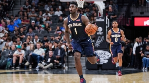 Pelicans' Zion Williamson 'Turned A Corner,' But Will Return Outside Timeline