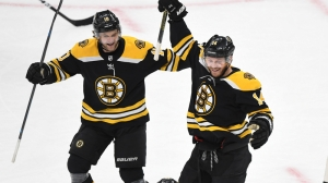 Bruins Strong Offensive First Period Leads To Early Lead Over Islanders