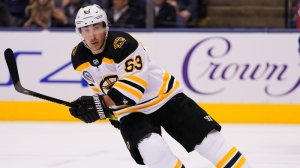 Brad Marchand Continues Hot Streak As Bruins Fall To Devils On Tuesday