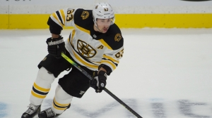 Brad Marchand Notches 20th Goal Of Season Early In Bruins-Devils