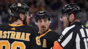 Brad Marchand Makes His Impact Felt In Bruins' OT Loss Vs. Blackhawks