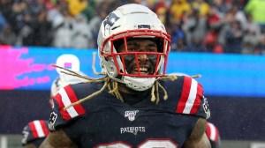 Watch Patriots' Brandon Bolden Run For 10-Yard Touchdown Vs. Chiefs