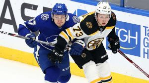 Bruins Wrap: Boston Drops Fifth Straight Game In 3-2 Loss To Lightning