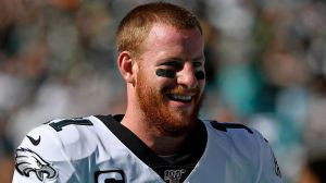 Carson Wentz Reveals Gender Of First Child In Interesting Fashion
