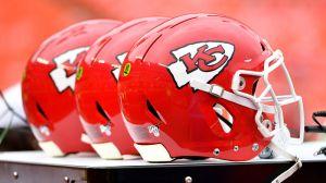 Chiefs Were Prepared To Wear High School Football Helmets Vs. Patriots