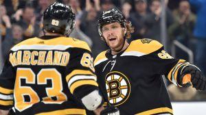 Berkshire Bank Hockey Night In New England: Projected Bruins-Oilers Lines, Pairings
