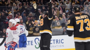 Bruins Notes: David Backes Plays Big Role In Return To Lineup Vs. Canadiens