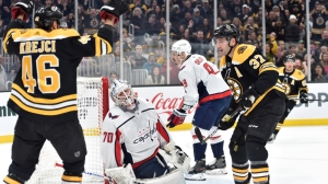 Bruins Take Step In Right Direction As They Take Down Capitals On Monday