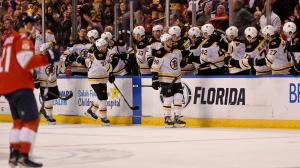 Bruins Get Back In Win Column Saturday With Exciting Win Over Panthers
