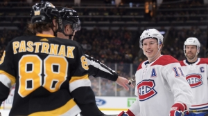 Tempers Flare Between Bruins, Canadiens In Second Period At TD Garden